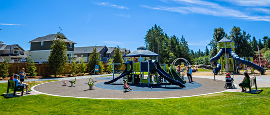 Westhills Park and Playground