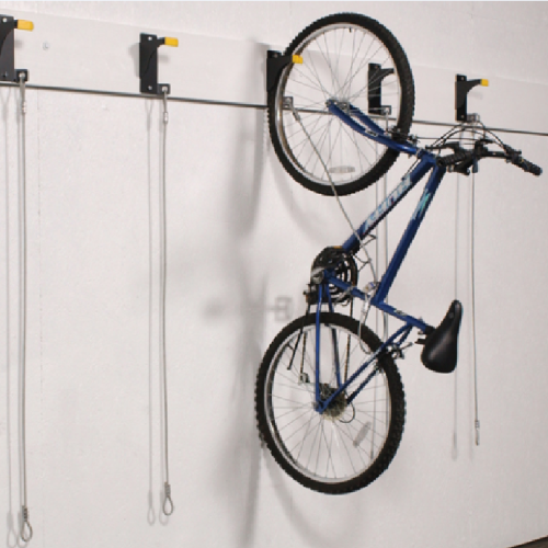 Bike Racks & Storage Lockers
